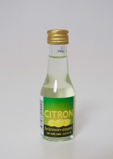 """"""" Prestige"""" Citron Essenz - 20 ml für 0, 75 L Schnaps mit frischem Zitronenaroma - Vorschau 5"""