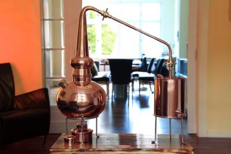 """"""" CopperGarden®"""" Whiskydestille 0, 5L Supreme - Vorschau 5"""