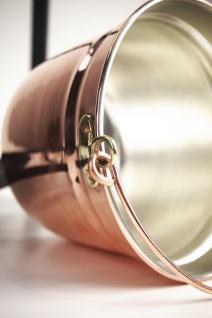 """"""" CopperGarden®"""" Fonduetopf aus Kupfer (11 cm) - Vorschau 4"""