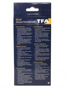 """"""" TFA"""" Infrarot Thermometer """" BEAM"""" ? Laservisier ? -38° bis +365° Celsius - Vorschau 3"""