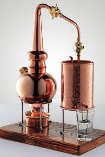 """"""" CopperGarden®"""" Whiskydestille 0, 5L Supreme - Vorschau 3"""