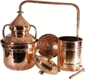 """"""" CopperGarden®"""" Pot Still Destille 20L Hydrodicht mit viel Zubehör"""