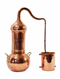 """"""" CopperGarden®"""" Destille """" Essence"""" ? 2 Liter mit Kolonne"""