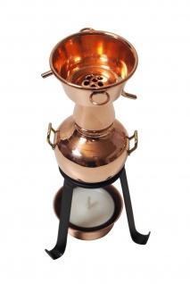 """"""" CopperGarden®"""" Aromalampe Alquitara"""
