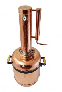 """"""" CopperGarden®"""" Destille EASY MOONSHINE XL - 12 Liter - mit Thermometer"""