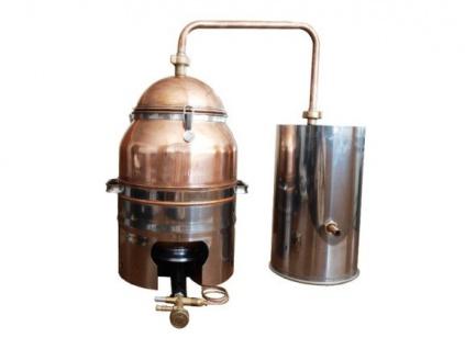 "Meks-Agro Destille "" Hobby"" 10 Liter - Vorschau 2"