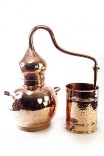 """"""" CopperGarden"""" Alembik (10 L) - genietet & biologisch gedichtet"""