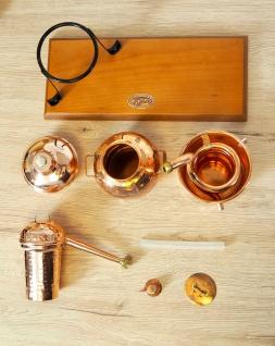 Ersatzteil: Brennkessel für die ARABIA und Alembik Destille - 0, 5 Liter - CopperGarden®