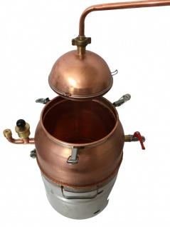 """"""" MS"""" Wasserbad-Destille """" Hobby"""" 6 Liter - Vorschau 4"""