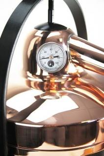 """"""" CopperGarden®"""" Destillieranlage """" Hobby II"""" 2, 5L mit Thermometer - Vorschau 2"""
