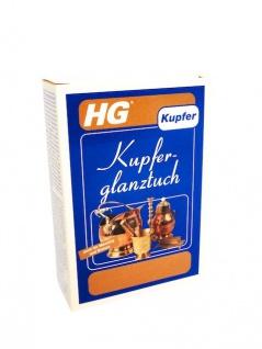 """"""" HG"""" Kupfer Glanz Tuch"""