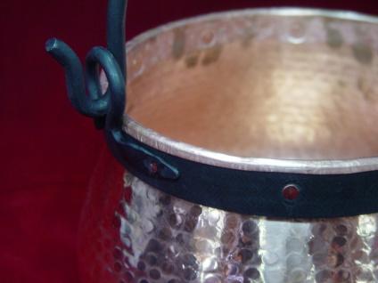 CopperGarden® Kupferkessel ? 20 Liter ? Hexenkessel - Vorschau 5