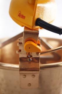 """"""" ARDES"""" 26 cm Kupfer Rührtopf mit elektrischem Rührwerk - Vorschau 4"""
