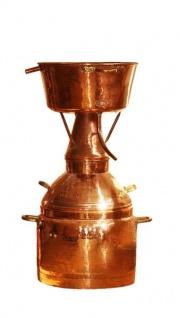 """"""" CopperGarden®"""" Destille Alquitara 150 Liter für ätherische Öle"""