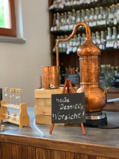 """"""" CopperGarden"""" Destille ESSENCE 2 Liter - Kolonnenbrennerei - Vorschau 2"""