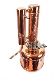 """"""" CopperGarden®"""" Destille EASY MOONSHINE 2 Liter"""