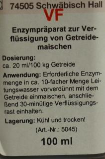 VF Enzyme, 100ml - zum Verflüssigen - Vorschau 2