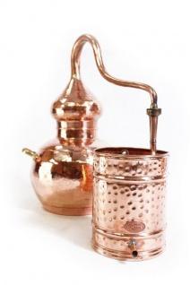 """ CopperGarden"" Alembik 10 Liter, verschweißt (hartverlötet)"