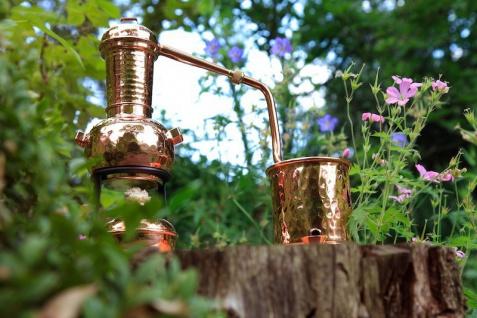 CopperGarden® Destille Arabia 0, 5 Liter mit Zubehör - legal Destillieren - Vorschau 4