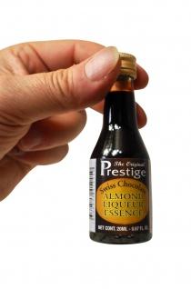 """ Prestige"" Schweizer Schokolade Mandel Likör - Aroma Essenz 20ml"