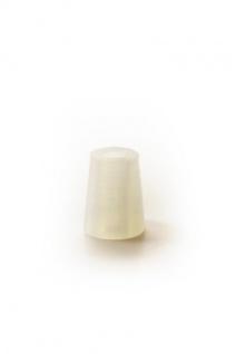 Silikonstopfen 13/16 mit 6 mm Loch für Thermometer