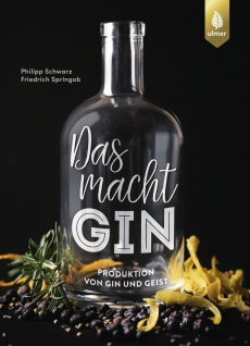 Das macht Gin! Produktion von Gin und Geist.