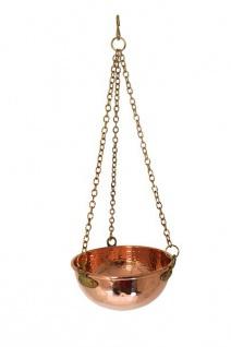 """"""" CopperGarden®"""" hängende Kupferschale, 1 Liter - Vorschau 1"""