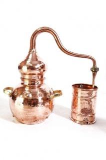 """"""" CopperGarden"""" Alembik 3 Liter - genietet & biodicht - Vorschau 2"""