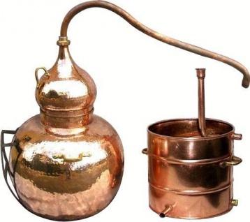 """"""" CopperGarden®"""" Destille Alembik 100 Liter verschweißt"""
