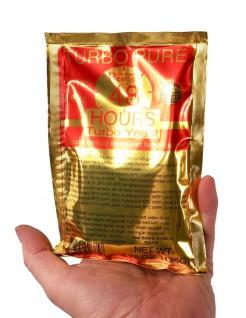Prestige Turbohefe 48H - 17% Alkohol in 5 Tagen!