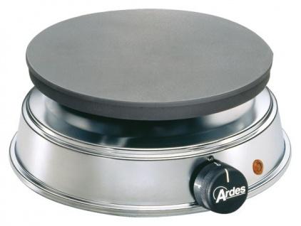 """"""" Ardes"""" Kochplatte Brasero - XL = 22 cm - 1500 Watt"""