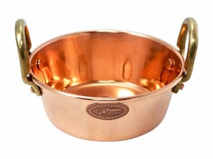 """"""" CopperGarden®"""" 1, 2 Liter Marmeladentopf 16 cm"""