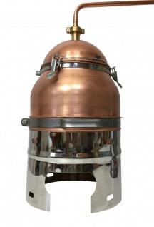"Meks-Agro Destille "" Hobby"" 10 Liter - Vorschau 4"