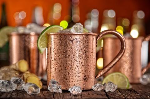 """"""" CopperGarden®"""" Kupfertasse 0, 5 Liter - Vorschau 5"""