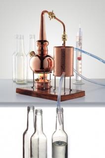 """"""" CopperGarden®"""" Whiskydestille 0, 5L Supreme - Vorschau 4"""