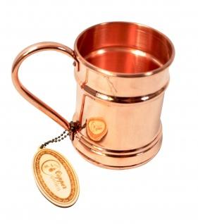 """"""" CopperGarden®"""" Kupfertasse ? Humpen 0, 5 Liter - Vorschau 5"""