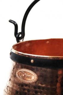 CopperGarden® Kupferkessel ? 20 Liter ? Hexenkessel - Vorschau 2