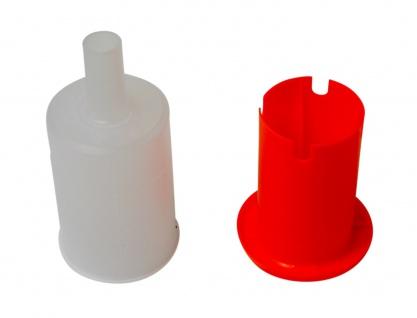 Speidel Gärspund 17 mm - 2tlg. Getränkeschützer / Gährröhrchen - Vorschau 3