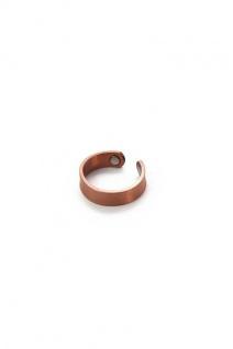 Kupferring, glatt mit Magneten - Vorschau 1