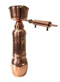 """"""" CopperGarden"""" Destille ALQUITARA Plus 2 Liter für ätherische Öle"""