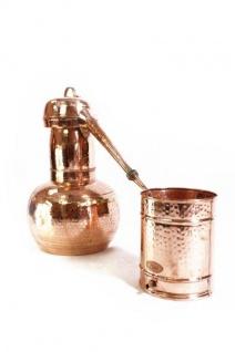 """"""" CopperGarden®"""" Destille Arabia 25L & Thermometer"""