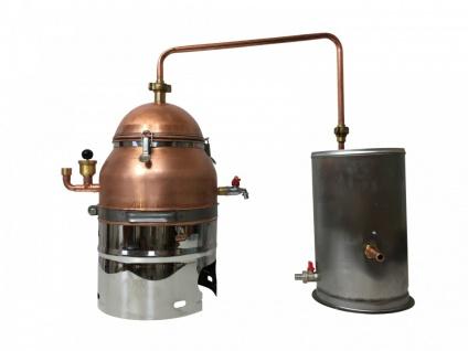 """"""" MS"""" Wasserbad-Destille """" Hobby"""" 6 Liter"""