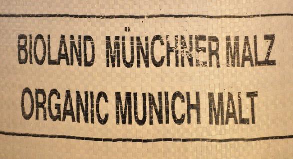Münchner Malz Bio - 25 Kilo Bier- und Brennereimalz - Vorschau 3