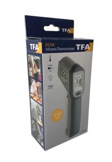 """"""" TFA"""" Infrarot Thermometer """" BEAM"""" ? Laservisier ? -38° bis +365° Celsius - Vorschau 2"""