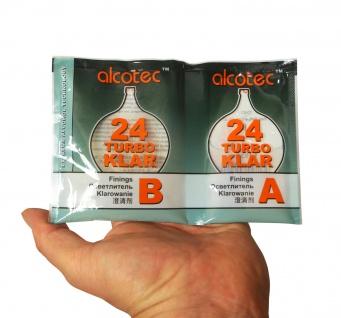 Alcotec Turboklar 24H - für eine saubere Destillation
