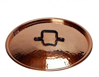 """ CopperGarden®"" Deckel zum 3 Liter Kupferkessel / Hexenkessel"