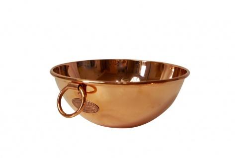 """"""" CopperGarden®"""" Rührschüssel aus Kupfer ? Größe S = Ø 18 cm - Vorschau 2"""
