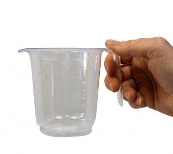 """Messbecher 0, 5 Liter """" ECO"""" Lebensmittelecht"""