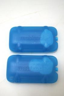 """ Mobicool"" Kühlakku 2 x 400 Gramm Gelakku Icepack - Vorschau 2"