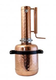 """"""" CopperGarden"""" Destille EASY MOONSHINE XL - 24 Liter - mit Thermometer"""
